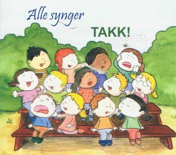 Alle synger TAKK!